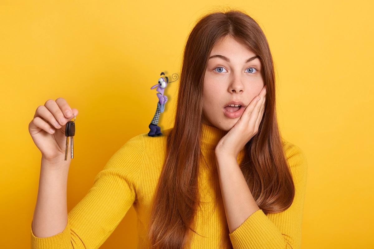 Desafios dos alunos de autoescolas: os 5 maiores medos
